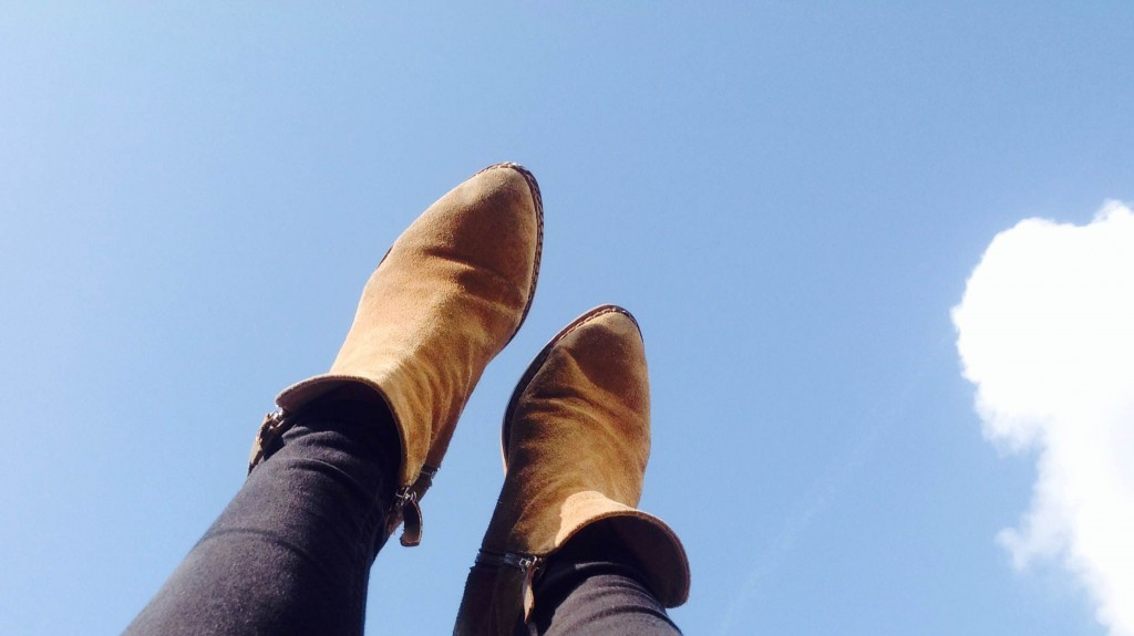 These versatile boots were a great spontaneous buy
