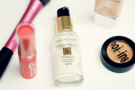 Max Factor Face Finity primer