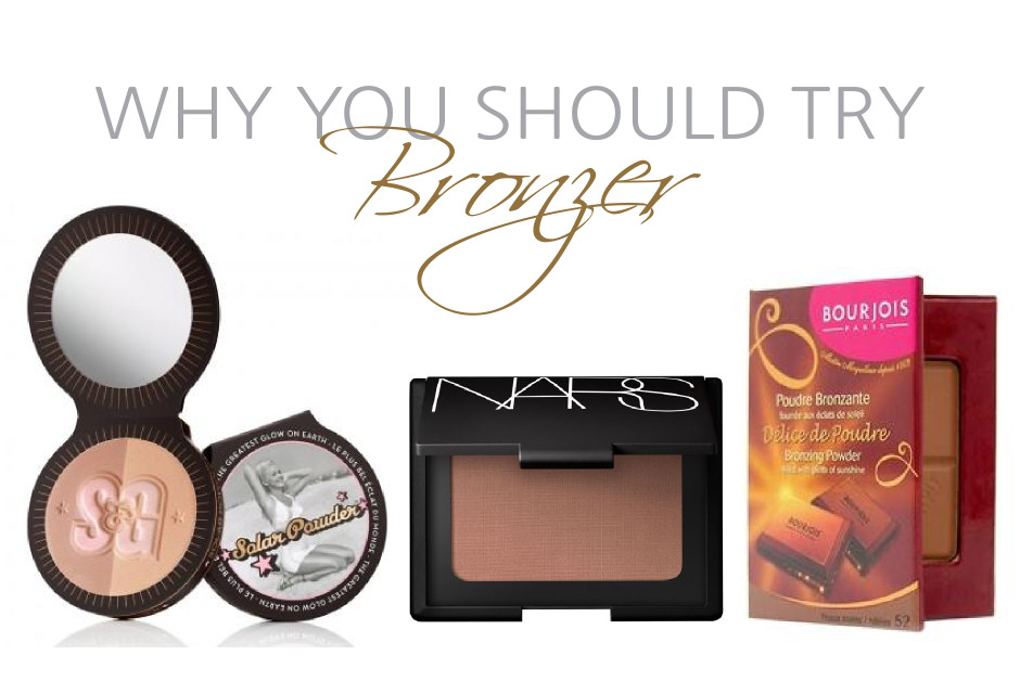 Why you should try bronzer (even if you have pale skin)