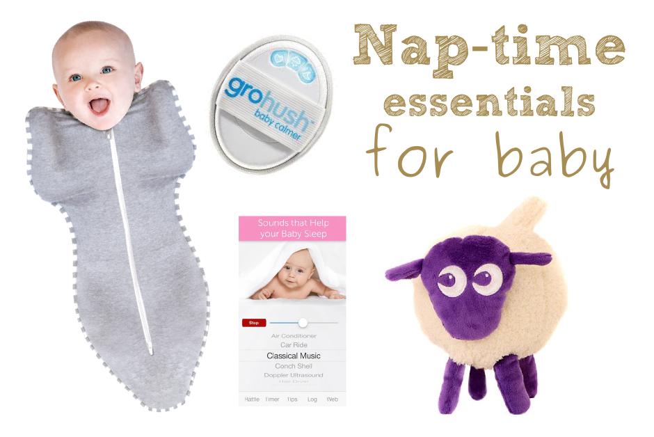 Nap-time essentials for baby