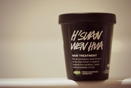 Why Lush's H'suan Wen Hua is the best hair mask ever