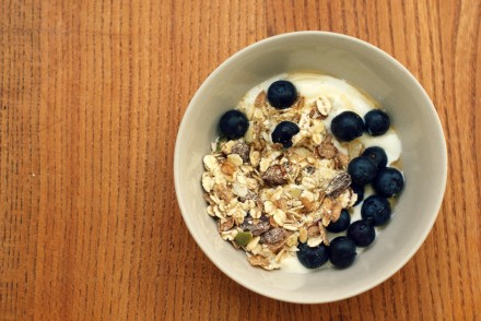 Healthy pregnancy snack ideas