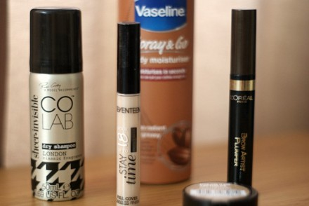 5 time-saving beauty products under £10