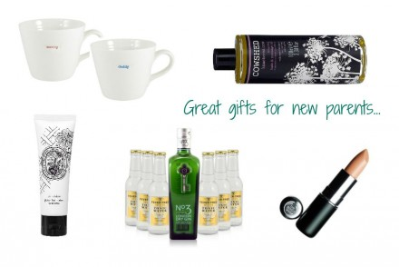 Great gifts for new mums and dads | Everyday30.com