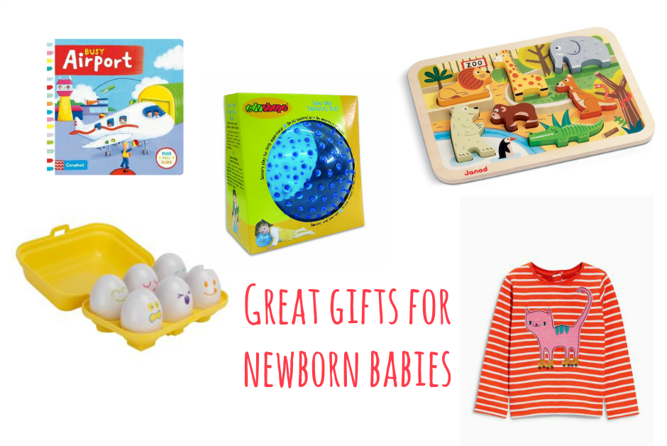 The best presents to buy for a newborn baby | Everyday30.com