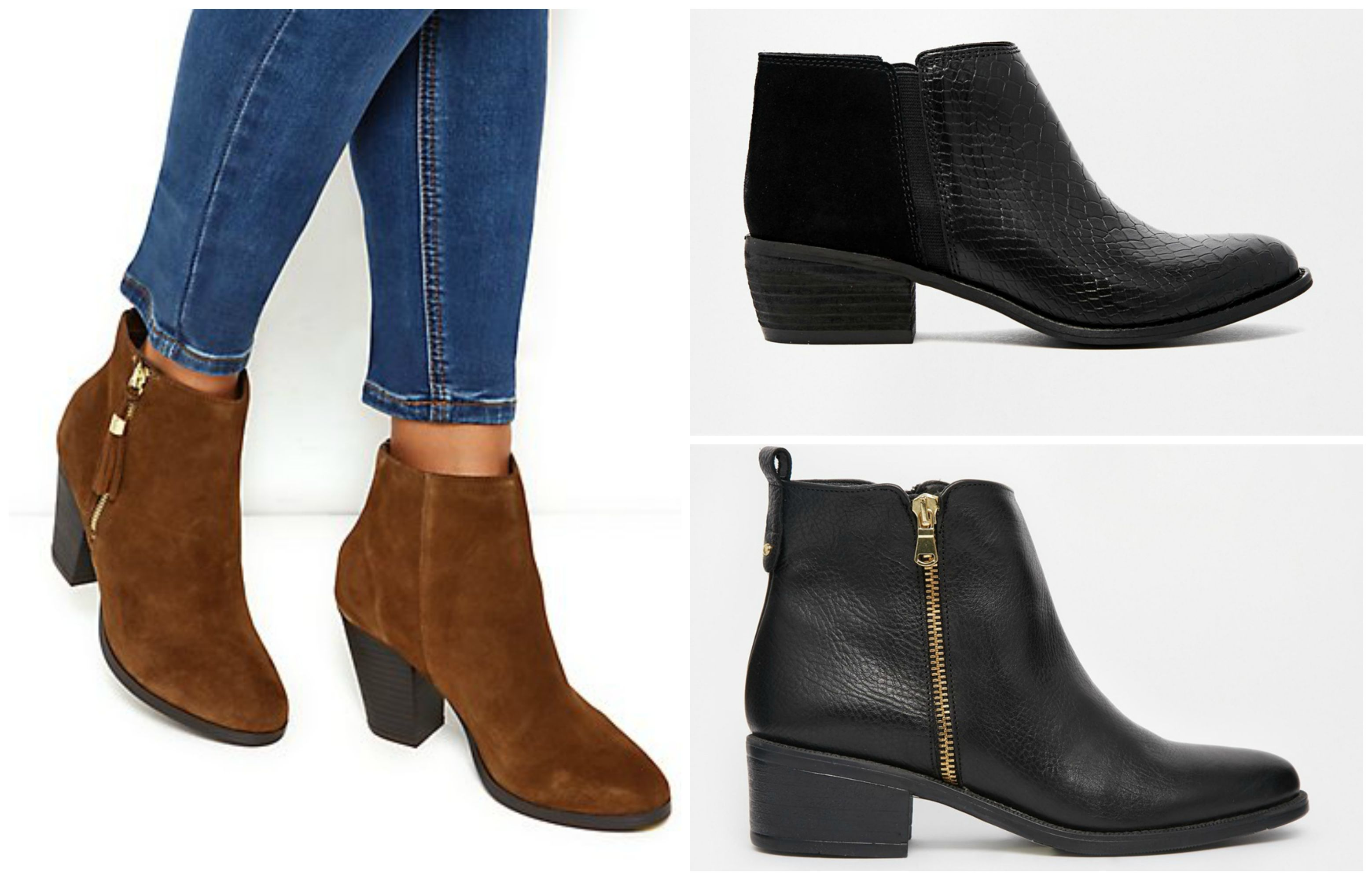 5 great ankle boots for autumn and winter | Everyday 30