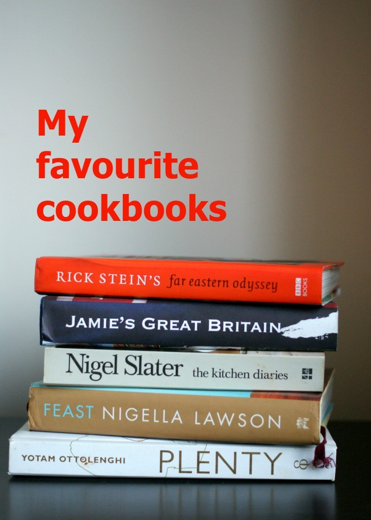 My favourite cookbooks | Everyday30.com