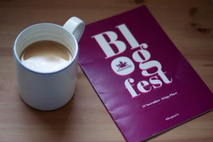 Mumsnet blogfest 2015