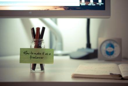 How to make it as a freelancer   Everyday30.com