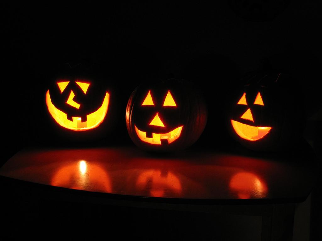 Everyday30//Halloween pumpkins