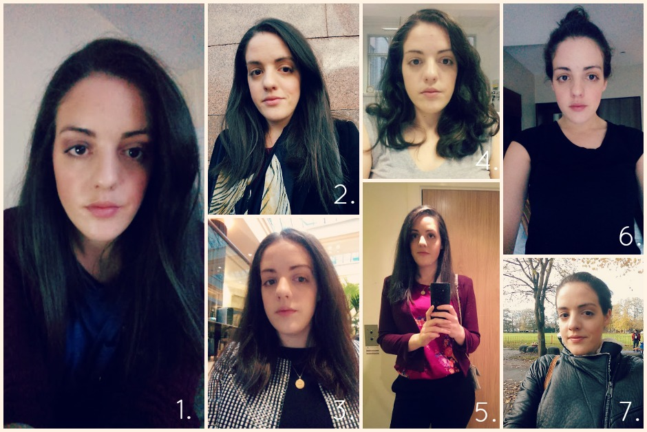 Everyday30//What happened when I stopped washing my hair