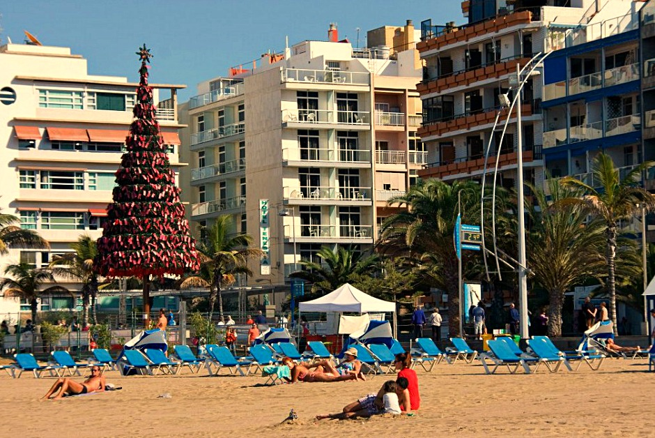 Christmas in Gran Canaria