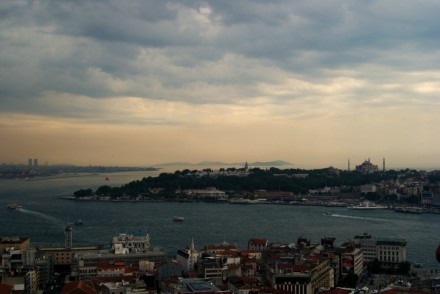 View of Istanbul | Everyday30.com
