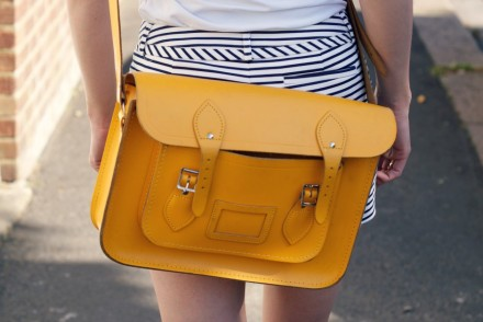 SFTW: Yellow satchels and other stories | Everyday30.com