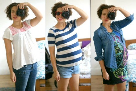 MY MATERNITY STYLE TIPS: WHAT TO WEAR WHEN YOU'RE PREGNANT