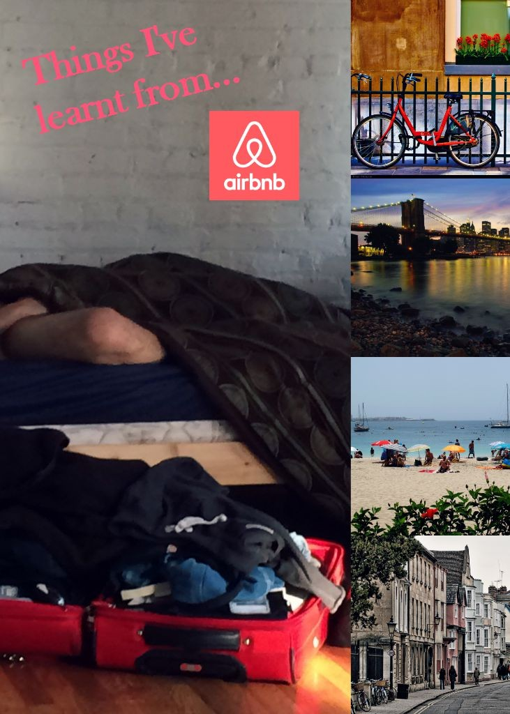 Things I've learnt from Airbnb | Everyday30.com