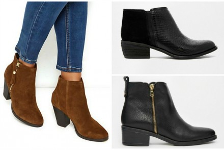 Boots for autumn
