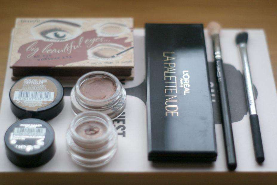 Eyeshadow the easy way