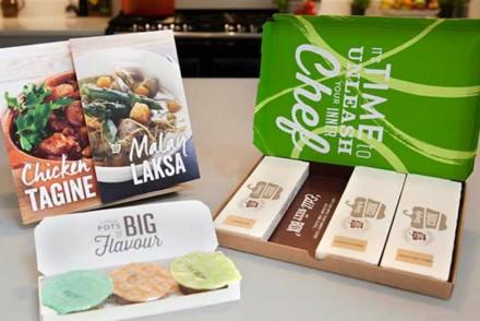 Storecupboard saviours: review of Simply Cook | Everyday30.com